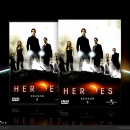 Heroes Season 5 Box Art Cover