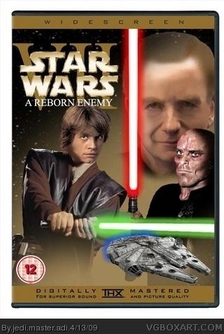 Star wars episode 7 a reborn enemy box art cover