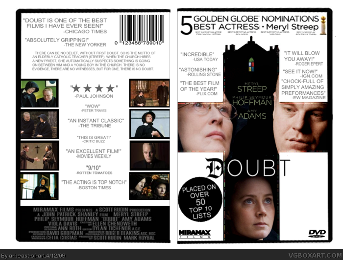 Movie doubt catholic review