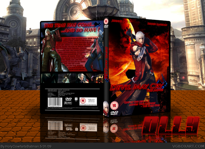 Devil May Cry movie
