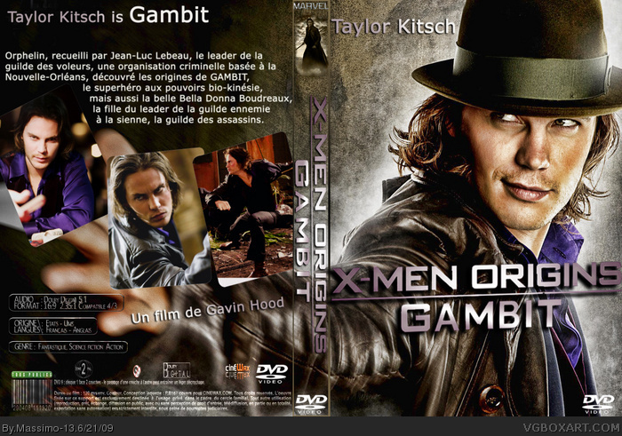 x men gambit movie wwwimgkidcom the image kid has it