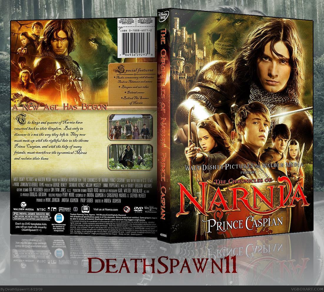 Prince caspian full movie part 1