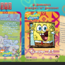 SpongeBob SquarePants Seasons 1-5 Box Art Cover
