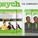 Psych: The Complete First Season Box Art Cover