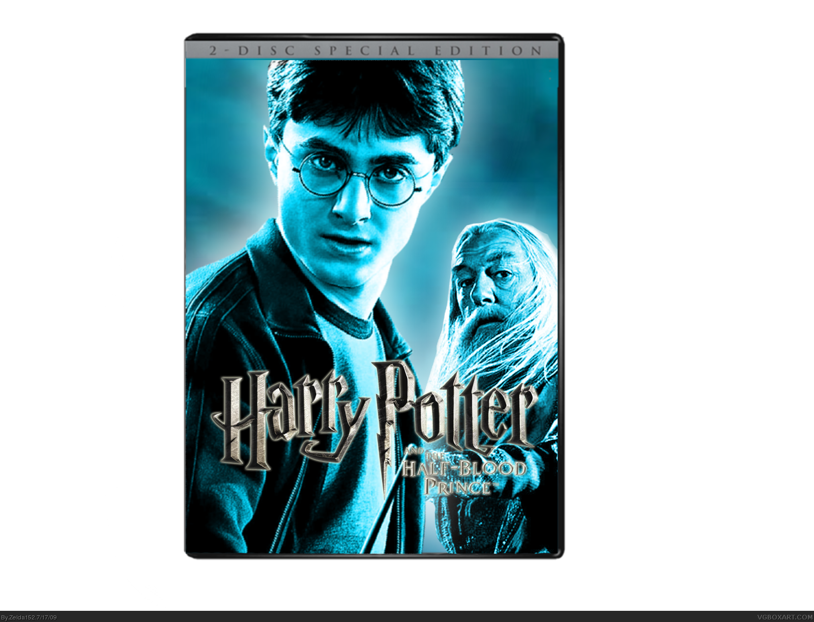 Harry Potter Book Cover Png : Harry potter and the half blood prince movies box art