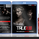 True Blood: The Complete Second Season Box Art Cover