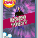 That's So Raven - House Party (BLU-RAY) Box Art Cover