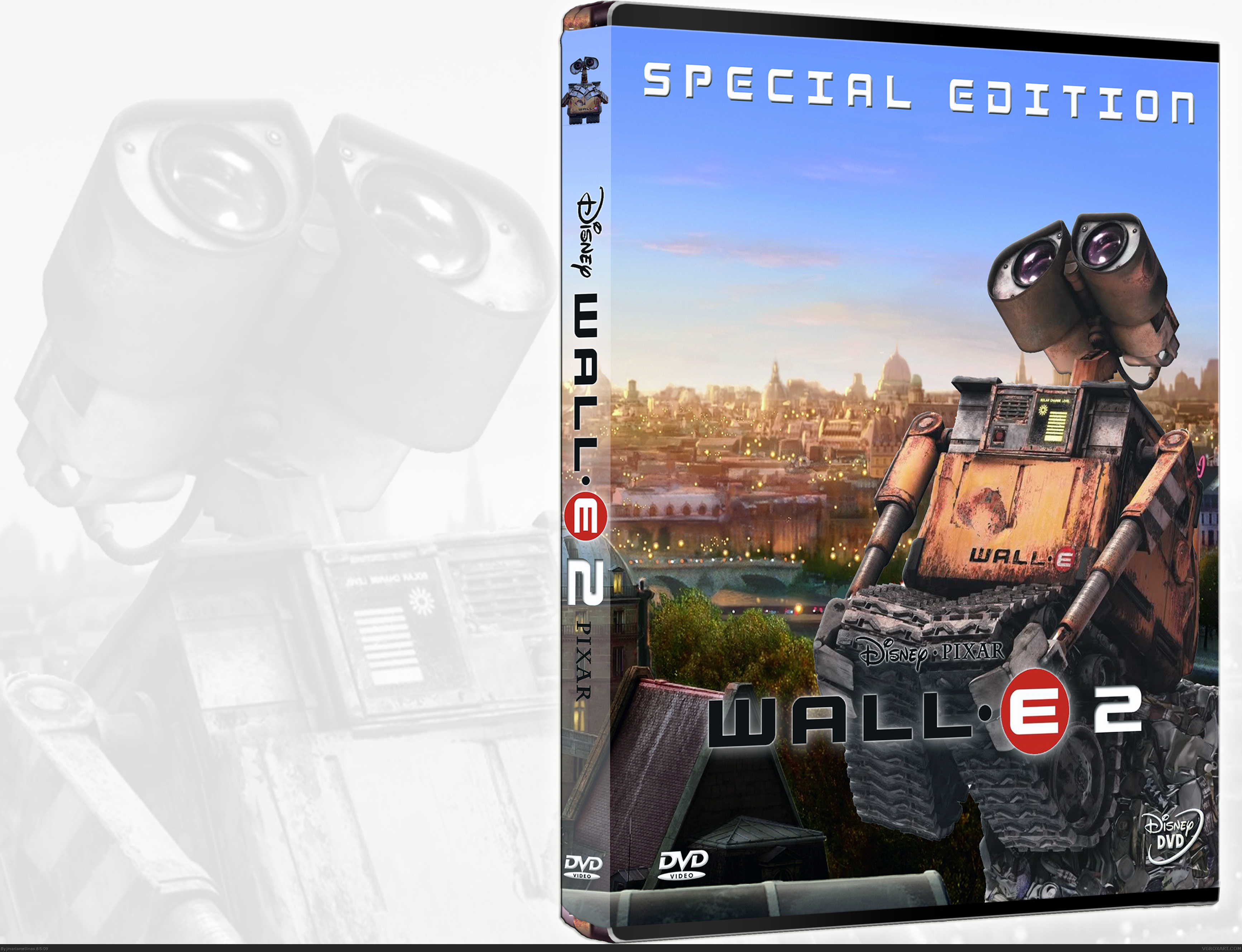 The Wall E 2 The Warth Of The Ocean Movie Need Animators