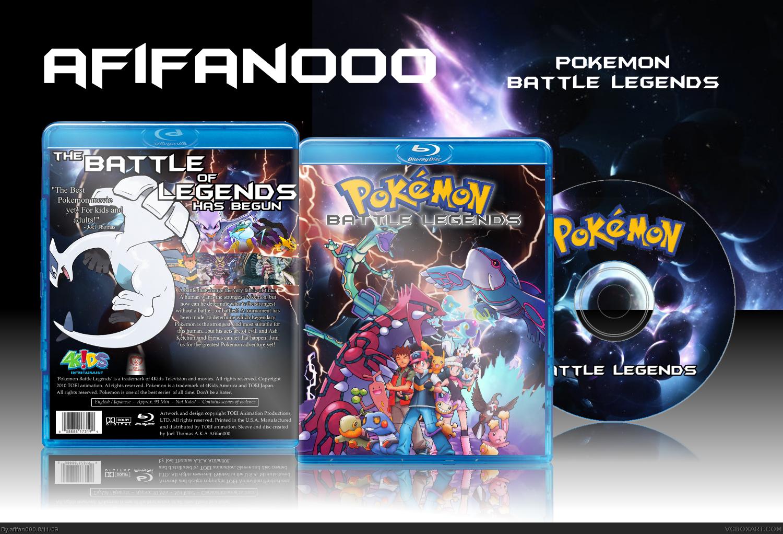 Viewing Full Size Pok 233 Mon Battle Legends Box Cover