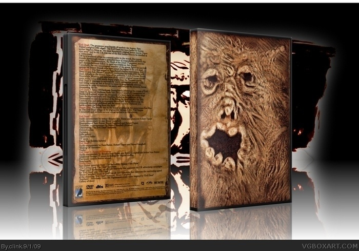 book of the dead evil dead