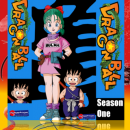 Dragon Ball Season One Remastered Box Art Cover