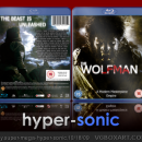 The Wolfman (2010) Box Art Cover