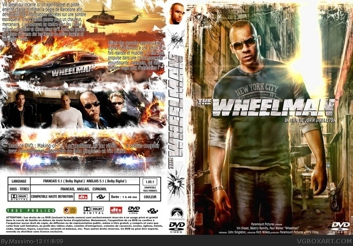 Driver You Are The Wheelman The Movie 2017  YouTube