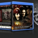 Pirates Of The Caribbean Trilogy Box Art Cover