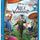 Alice in Wonderland Box Art Cover