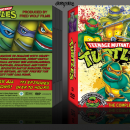 Teenage Mutant Ninja Turtles: The Complete Serise Box Art Cover