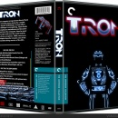 TRON: Criterion Collection Box Art Cover