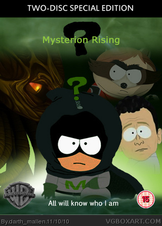 Mysterion Rising box cover