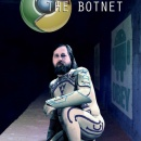 The Botnet - Starring Richard Stallman Box Art Cover