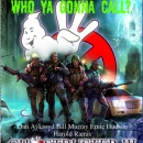 Ghostbusters 3 Box Art Cover