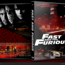 Fast And The Furious Box Art Cover