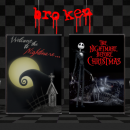 The Nightmare Before Christmas Box Art Cover