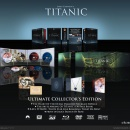 TITANIC Ultimate Collector's Edition (Blu-ray) Box Art Cover
