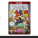 Paper Mario: The Movie (Mario Story) Box Art Cover