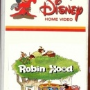 Disney's Robin Hood (video) Box Art Cover