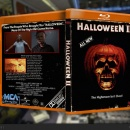 Halloween 2 Box Art Cover