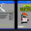 Dexter's Labratory: Season 1 Box Art Cover