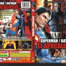 Superman/Batman Apocalypse Box Art Cover