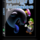 Luigi's Mansion - The Movie Box Art Cover