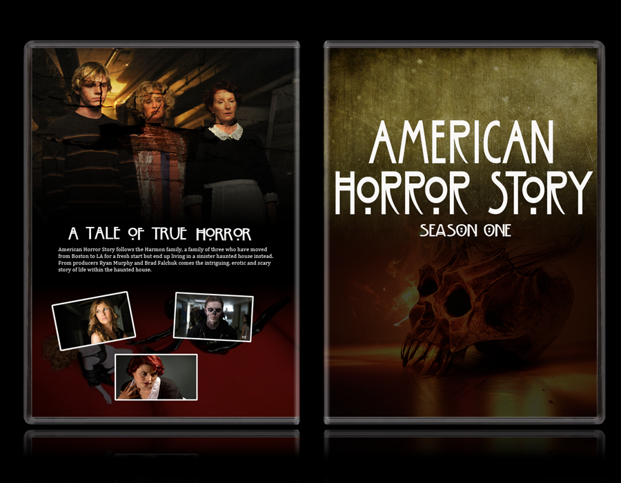 American Horror Story box cover