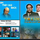 Tim & Eric Billion Dollar Movie Box Art Cover