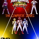 Power Rangers Jungle Fury The Complete Series Box Art Cover