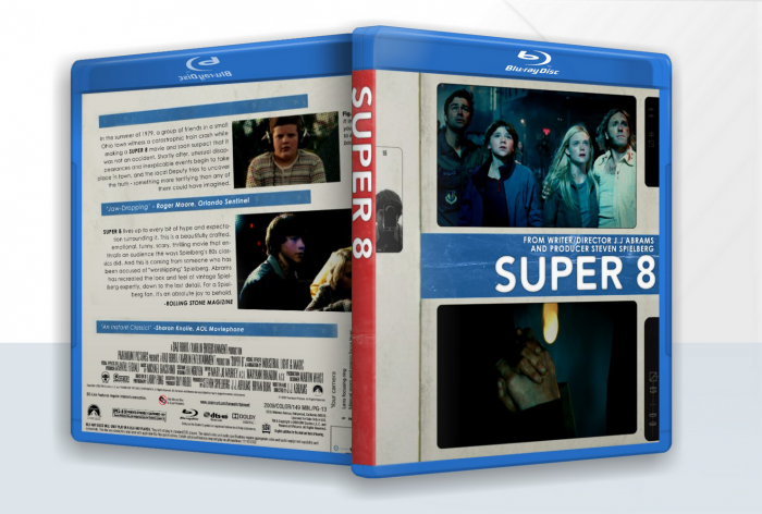Super 8 box art cover
