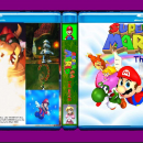 Super Mario 64: The Movie! Box Art Cover