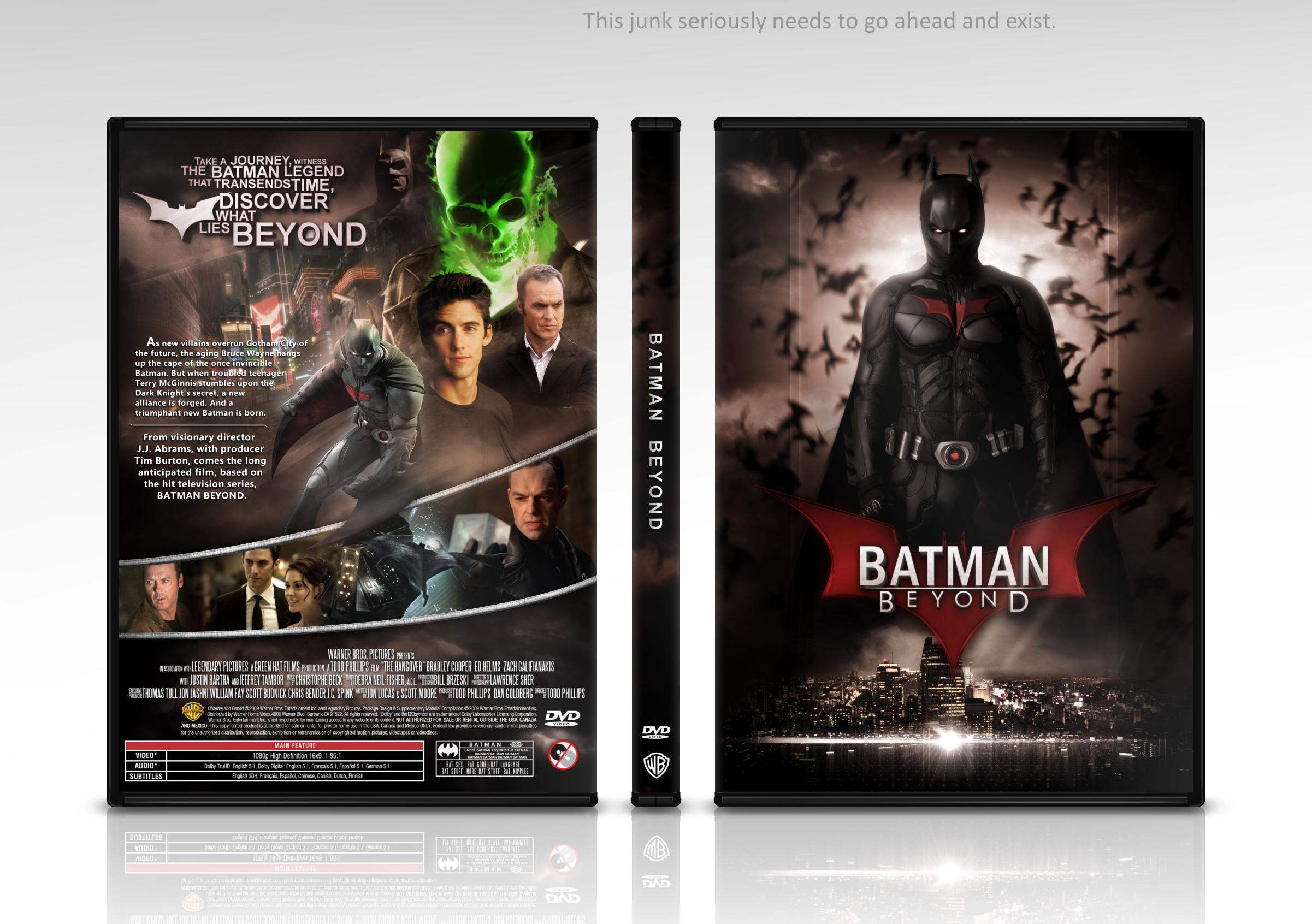[QUADRINHOS] DC Comics (EUA) - O Cavaleiro das Trevas 3! - Página 37 46820-batman-beyond-full