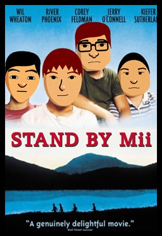 Stand By Mii box cover