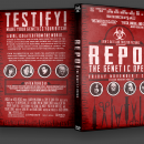 Repo! The Genetic Opera Box Art Cover