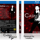 007: Casino Royale Box Art Cover