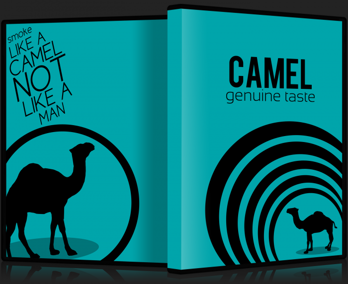 Camel box art cover