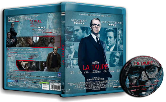 La Taupe box art cover
