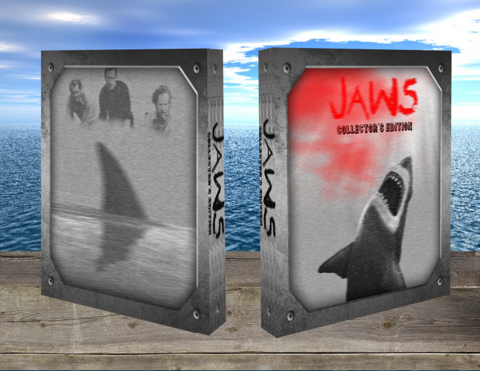 Jaws:Collector's Edition box art cover