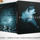 Prometheus - Steelbook Concept Box Art Cover