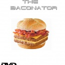 The Baconator Box Art Cover