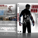 Iron Man 3 Box Art Cover