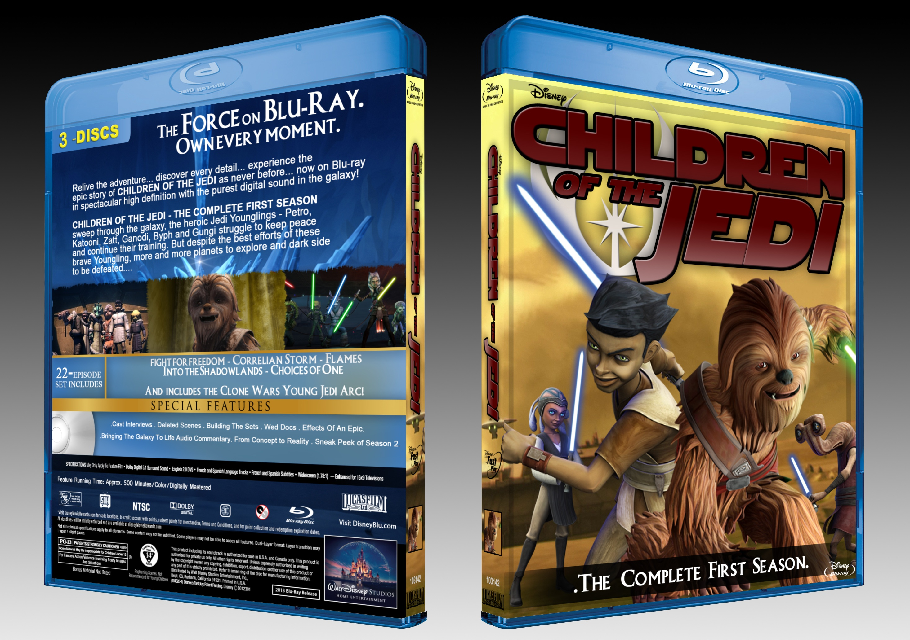 Viewing Full Size Star Wars Children Of The Jedi Box Cover The jedi (/ˈdʒɛdaɪ/) are the main protagonists of many works of the star wars franchise, often working symbiotically alongside the galactic republic and the rebel alliance. vgboxart