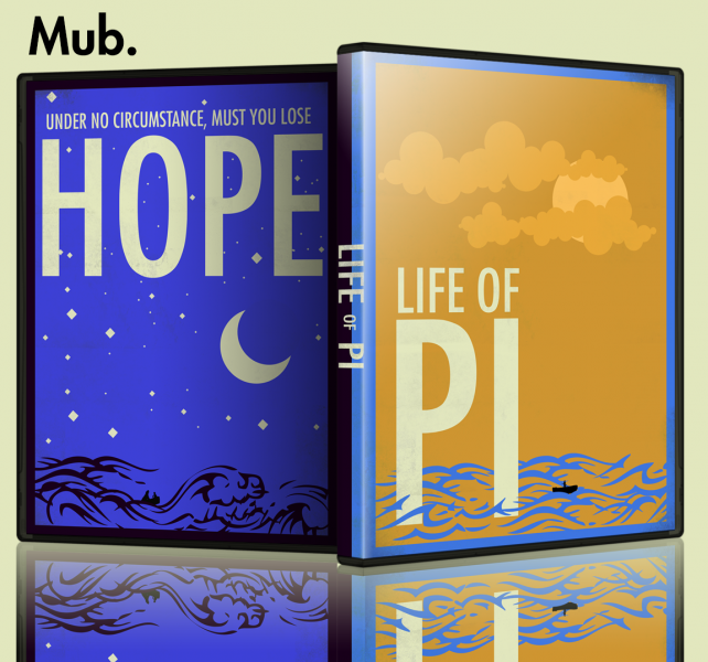Life of Pi box art cover